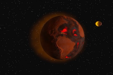 Khi nào Mặt trời sẽ 'đun sôi' đại dương?