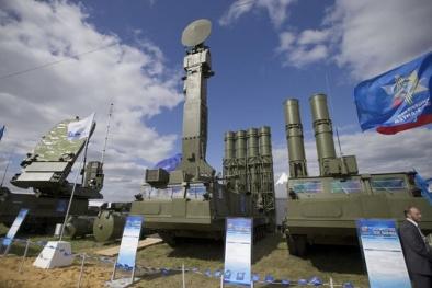 'Khiếp vía' với tên lửa S-300V4 có thể hạ gục mục tiêu ở tầm xa 400km