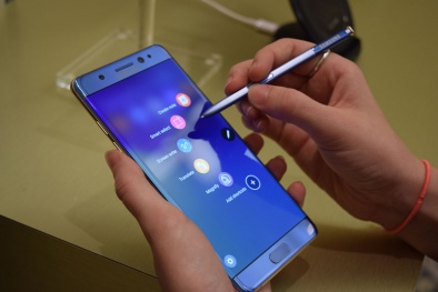 500.000 điện thoại Samsung Galaxy Note 7 thay thế đã sẵn sàng lên kệ