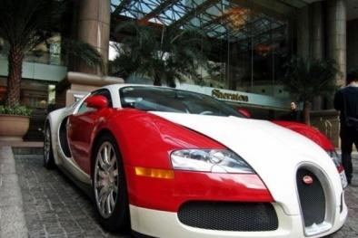 Đại gia Minh Nhựa rao bán Bugatti Veyron gần 50 tỷ vì 'thần gió' Pagani Huayra