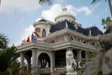 Lâu đài trăm tỷ siêu 'khủng' của những đại gia chịu chơi nhất Việt Nam