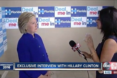 Bà Hillary Clinton: 'Tôi đủ sức khỏe để trở thành tổng thống Mỹ'