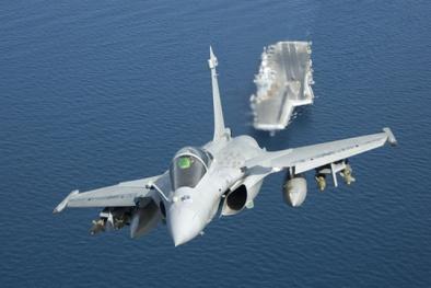Ấn Độ trang bị thêm 36 máy bay tiêm kích chiến đấu