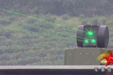 Súng laser Cảnh vệ tầm thấp II của Trung Quốc mạnh cỡ nào?