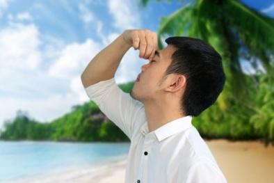 Bệnh viêm mũi dị ứng giúp con người giảm nguy cơ đột quỵ?