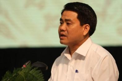 Chủ tịch Nguyễn Đức Chung ra hạn, 2 hôm nữa phải báo cáo vụ phóng viên bị đánh