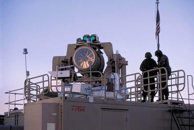 Vũ khí laser được Mỹ nâng cấp cho thiết bị bay có thể hạ gục tên lửa