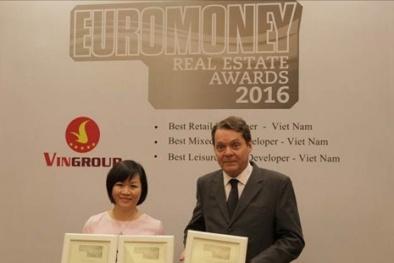 Vingroup được tôn vinh 'tốt nhất tại Việt Nam'