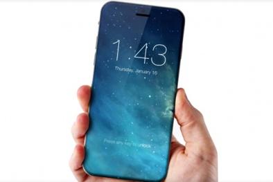 iPhone 8 có thể thay thế nút Home để dùng công nghệ nhận dạng vân tay