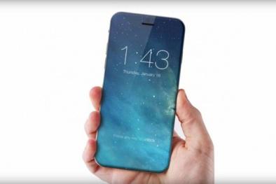 Apple có đột phá iPhone 8 với thiết kế hoàn toàn bằng kính ?