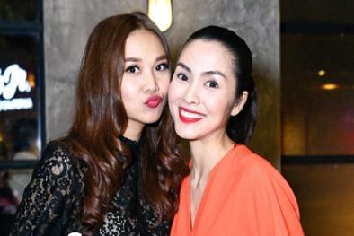 Tăng Thanh Hà lộ vóc dáng hao gầy hội ngộ cùng dàn sao Việt