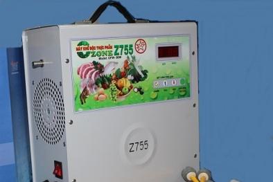 Thực hư tác dụng khử độc thần kỳ của máy Ozone