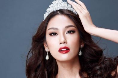 Cận cảnh nhan sắc thí sinh đại diện Việt Nam thi Hoa hậu Quốc tế 2016