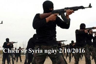 Chiến sự Syria mới nhất hôm nay 2/10/2016: Nga tung thêm chiến đấu cơ đến Syria