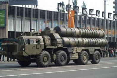 Iran tuyên bố tên lửa Bavar-373 tự chế 'ăn đứt' tên lửa Nga