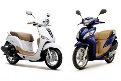 Với 30 triệu, nên mua Honda Vision hay Yamaha Nozza?