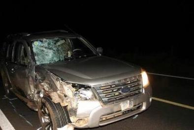 Vừa đi dự lễ cúng thôi nôi, 2 thanh niên bị tai nạn, chết thảm dưới bánh xe 7 chỗ
