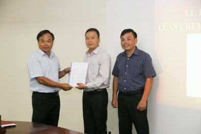 Luân chuyển một số vị trí lãnh đạo quan trọng thuộc Tổng cục TCĐLCL