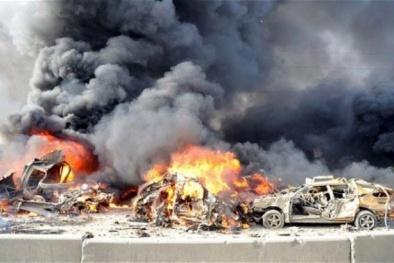 Đánh bom xe ở Afghanistan khiến hơn 20 người thương vong