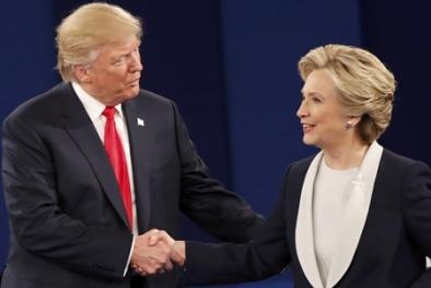 Bầu cử Tổng thống Mỹ: Bà Clinton cáo buộc Nga giúp Trump chiến thắng