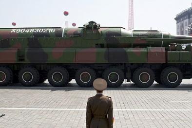 Vũ khí hạt nhân Triều Tiên đang phát triển khiến Mỹ toát mồ hôi