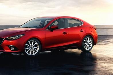 Ngày 1/11 bắt đầu triệu hồi Mazda 3 vì rò rỉ nhiên liệu