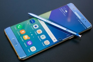 Samsung mất 17 tỷ USD vì quyết định 'khai tử' Note 7