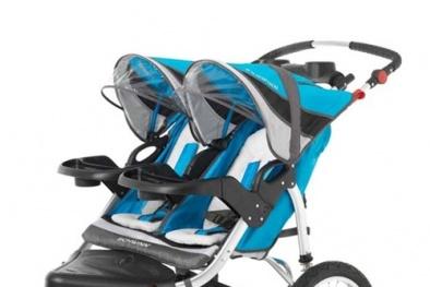 Thận trọng với xe đẩy kém chất lượng gây chấn thương cho trẻ