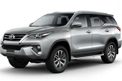 3 mẫu ô tô 7 chỗ bán chạy nhất thị trường Việt trong tháng 9/2016