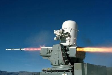 Tên lửa SeaRAM Mỹ- khắc tinh của mọi cường quốc
