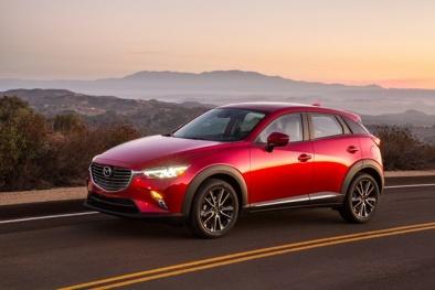 Mazda CX-3 vừa chính thức lộ diện có gì mới?