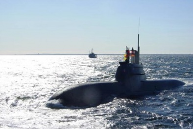 Tàu ngầm lớp Type 212 Đức - 'Sát thủ dưới mặt nước' đáng sợ nhất thế giới