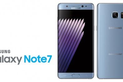 Gần 5.000 Galaxy Note 7 chưa thu hồi, người dùng nên đổi trả