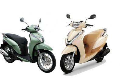 Honda Lead và Honda Sh mode nên mua xe nào là tốt nhất?