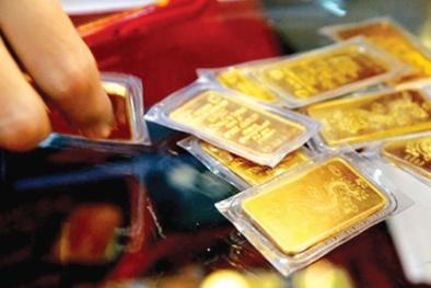 Giá vàng hôm nay 19/10: Giá vàng tăng mạnh phiên thứ 3 liên tiếp