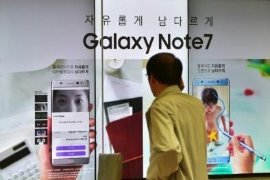 Samsung sẽ không phát triển Galaxy Note 8