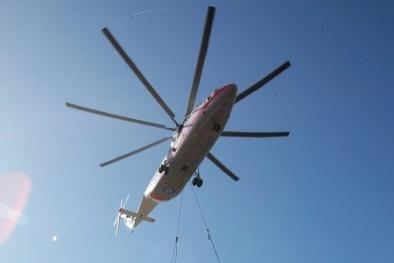 Trực thăng Mi-26 lên thẳng tốt nhất thế giới của Nga hiện nay