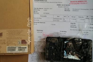 Điện thoại Xiaomi nổ trong túi quần, gây bỏng cho người sử dụng