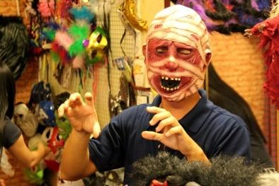 10 địa điểm chơi Halloween không thể bỏ qua ở Hà Nội