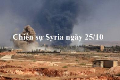 Chiến sự Syria mới nhất hôm nay ngày 26/10/2016: Aleppo lại rung chuyển bởi giao tranh