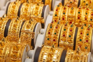 Giá vàng hôm nay 26/10: Giá vàng tăng đạt đỉnh cao nhất 3 tuần gần đây