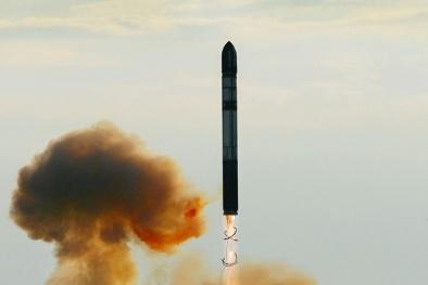 Tên lửa RS-28 Sarmat phiên bản mới Nga khiến đối phương lạnh xương sống