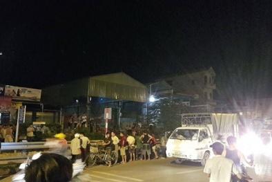 Tiếp tục xảy ra tai nạn tàu hỏa ở Thường Tín làm 1 người tử vong