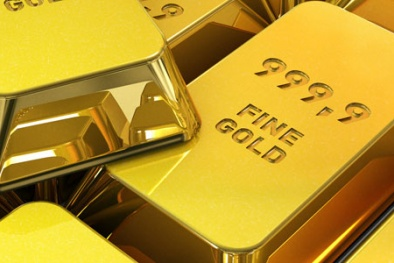 Giá vàng trong nước ngày 27/10: Giá vàng 'tưng tửng' phiên giữa tuần