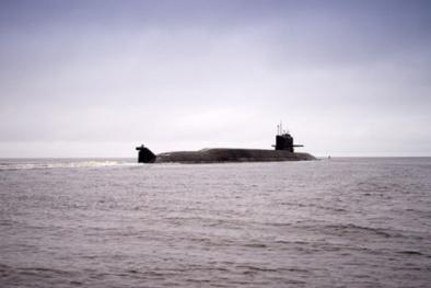 Tàu ngầm BS-64 Podmoskovie tuyệt mật nhất của Nga tái xuất