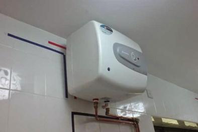 Tin cảnh báo nổi bật nhất ngày 28/10: Cảnh giác với nguy cơ điện giật từ bình nóng lạnh