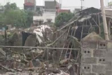 Nổ bình gas ở Thái Bình khiến ít nhất 3 người tử vong