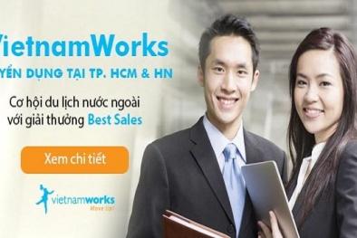 Website Vietnamworks bị tấn công, nguy cơ hàng chục nghìn người bị lộ thông tin