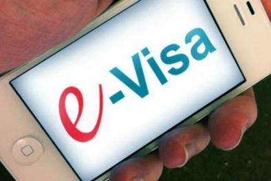 Sẽ cấp visa điện tử cho khách du lịch tới Việt Nam
