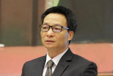 PTT Vũ Đức Đam trao Huân chương Lao động hạng Nhất cho GH Phật giáo Việt Nam